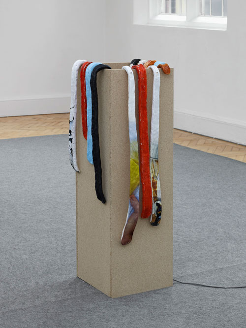 Emma Hart. Dirty Looks, installation view 3. © The artist. Courtesy, Camden Arts Centre, London. Photograph: Andy Keate.
