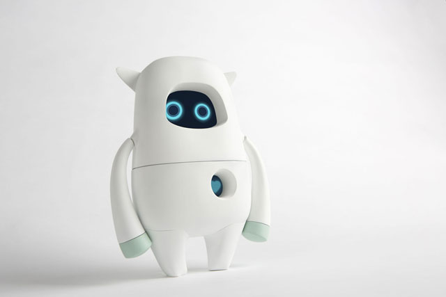 AKA. Musio k. Artificially intelligent robot.