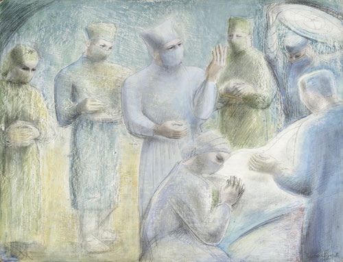 Barbara Hepworth. Prelude II, 1948. The Fitzwilliam Museum, Cambridge © Bowness, Hepworth Estate. Image courtesy of The