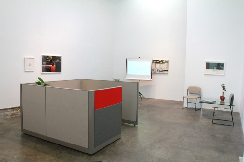 Jonn Herschend. Installation View, The Book You Said I Never Returned, 2011. Dimensions variable. Courtesy of the artist.