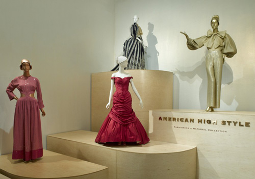American High Style Installation (Image 1). Photo Courtesy Brooklyn Museum