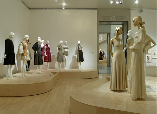 American High Style Installation (Image 2). Photo Courtesy Brooklyn Museum