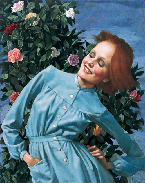 John Currin. 
