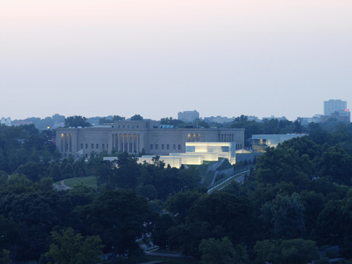 The Nelson-Atkins Museum of Art, Kansas City, Missouri. Copyright: Andy Ryan.