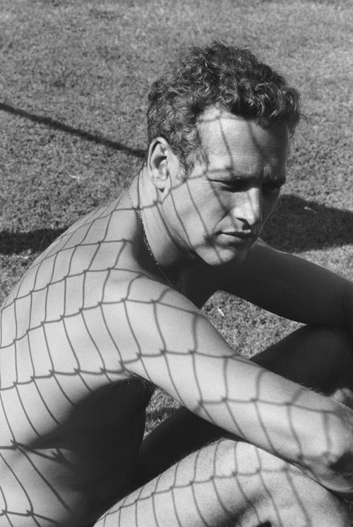 Dennis Hopper. Paul Newman, 1964. Photograph, 16.64 x 25.02 cm. The Hopper Art Trust © Dennis Hopper, courtesy The Hopper Art Trust. www.dennishopper.com