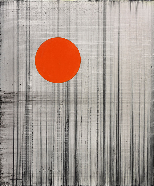 Rachel Howard. North, 2013. Oil on canvas, 91.4 x 76.2 cm (36 x 30 in). Photograph: Prudence Cummings Associates Ltd, 2013. Image courtesy of the artist and Blain|Southern, and copyright the artist.