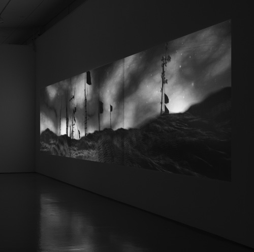 IC-98. Arkhipelagos (Navigating the Tides of Time), 2013. Installation view. Photograph: Ruth Clark.