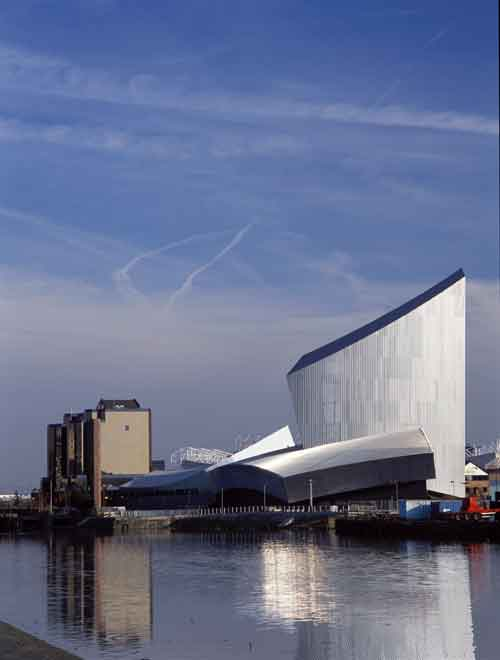 Imperial War Museum at Salford, Manchester