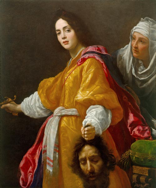 Allori,<em> Judith with the Head of Holofernes</em>, 1613, the Royal Collection © 2007, Her Majesty Queen Elizabeth II