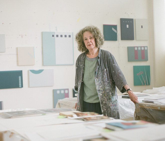 Jaray looks back at a career that has spanned more than 60 years and talks about the influence on her of American painting in the 50s and 60s, the importance of architecture and teaching at the Slade