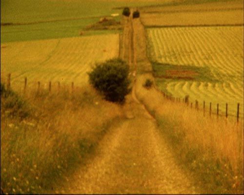 Derek Jarman. <em>Journey to Avebury,</em> 1971. Courtesy James Mackay