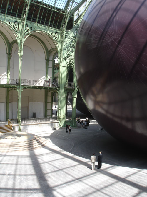 Anish Kapoor. <em>Leviathan</em>, 2011. View of the artwork.