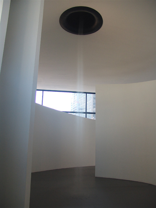Anish Kapoor. <em>Ascension</em>, 2006, site specific installation with air in São Paulo, 8 meters