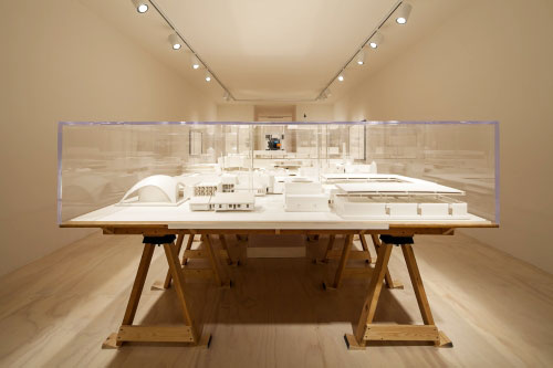 Installation view (3) of Mike Kelley at MoMA PS1, 2013. Photograph: Matthew Septimus.