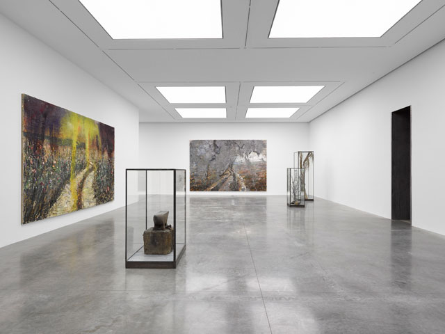 Anselm Kiefer: Walhalla, White Cube Bermondsey, London, installation views. © Anselm Kiefer. Photograph © White Cube (George Darrell).