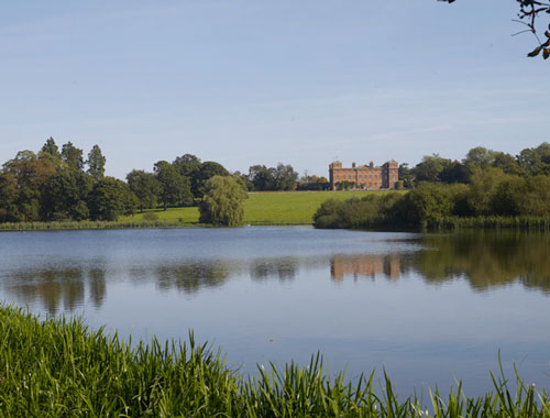 Kimberley Hall sits in an 18th-century Arcadian landscape designed by Lancelot 'Capability' Brown.