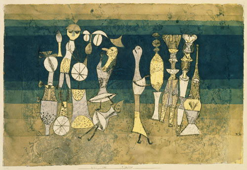 Paul Klee. 