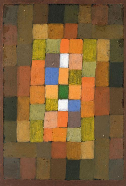 Paul Klee Making Visible