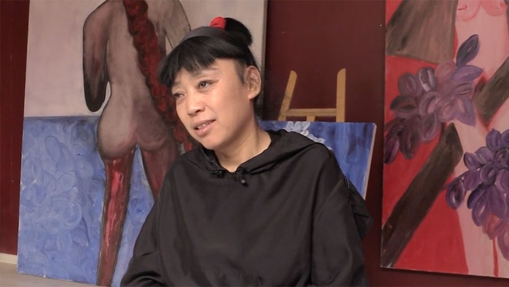 Multidisciplinary artist and environmental activist Kong Ning is based in Beijing. Born in Heilongjiang province in 1958, she studied law, but, deeply disturbed by the inequities of China's judicial system and a fierce opponent of the death penalty, she decided to become an artist instead