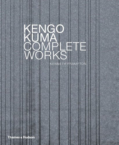 Kengo Kuma: Complete Works book cover.