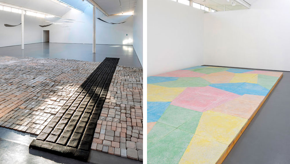 Two exhibitions at Dundee Contemporary Arts confront and explore the relationships between the viewer, the art itself and the gallery space, in playful and thought-provoking ways