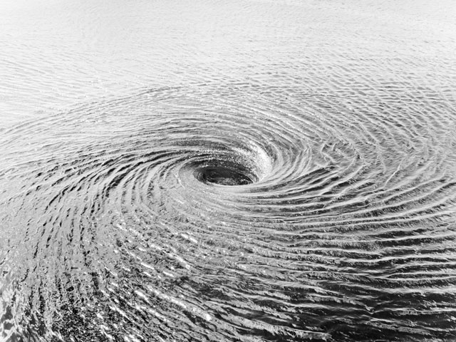 Marten Lange. Whirlpool, from Another Language, 2012.