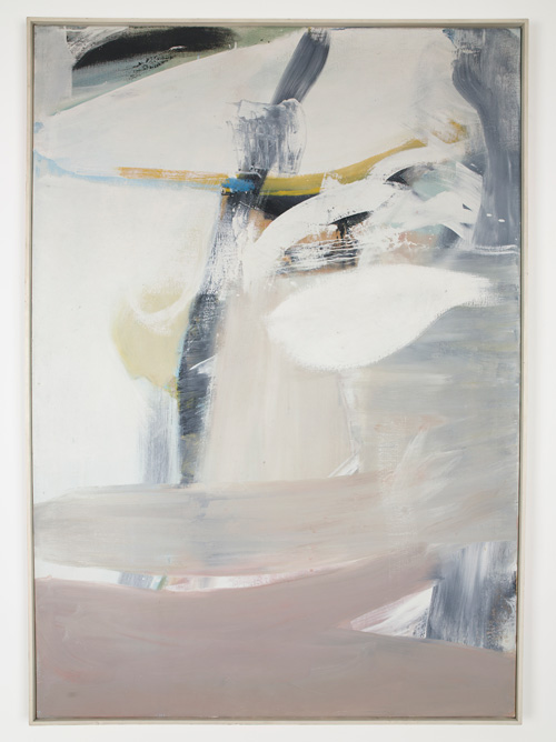 Peter Lanyon. Drift, 1961. Oil on canvas, 60 x 42 in. Private collection.