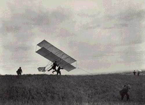 <b>Jacques Henri Lartigue, </b>Album 1911, ZYX 24 Takes Off, Rouzat. 