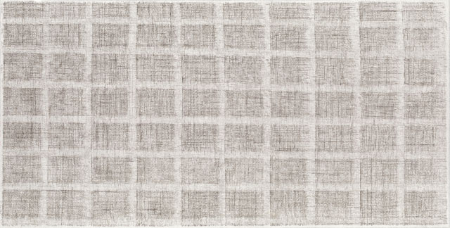 Li Huasheng. 1256, 2012. Ink on paper, 27 ½ x 54 ½ in (138.5 x 70 cm). Image courtesy Mayor Gallery.