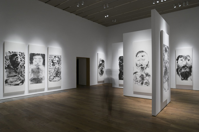 Li Jing: Being  李津:自在. Installation view.