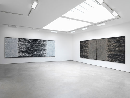 Richard Long. Installation view (4). Lisson Gallery, London, 23 May – 12 July. Courtesy the artist and Lisson Gallery.