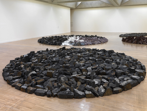 Richard Long. <em>Installation photograph</em>, 2009. Copyright the artist. Photocredit: Tate Photography
