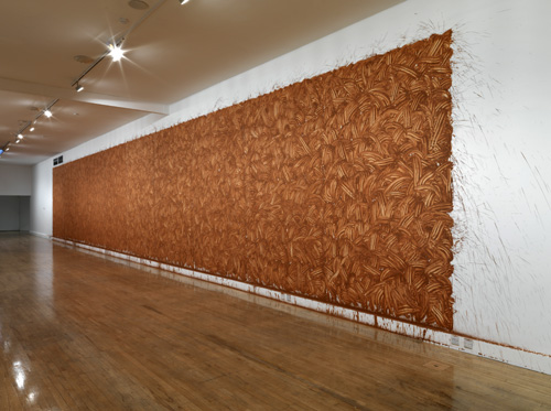 Richard Long. <em>Earth</em>, 2009. Copyright the artist. Photocredit: Tate Photography