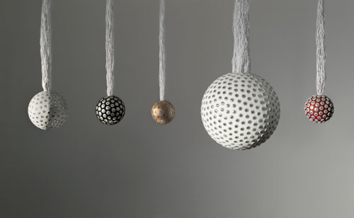 Rafael Lozano-Hemmer. Sphere Packing, 2014. Series. Photograph: Antimodular Research.