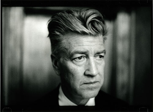 David Lynch. © Richard Dumas.