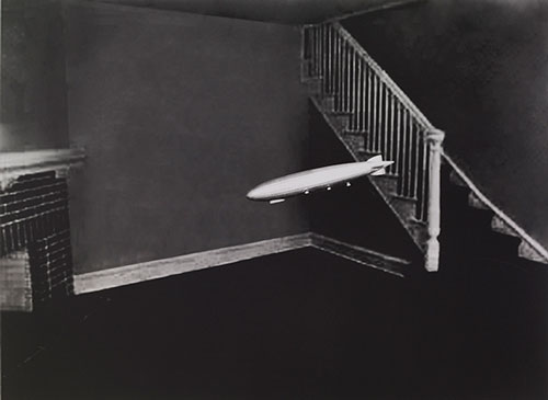 David Lynch. Interior #11. © David Lynch. Courtesy Galerie Item, Paris.