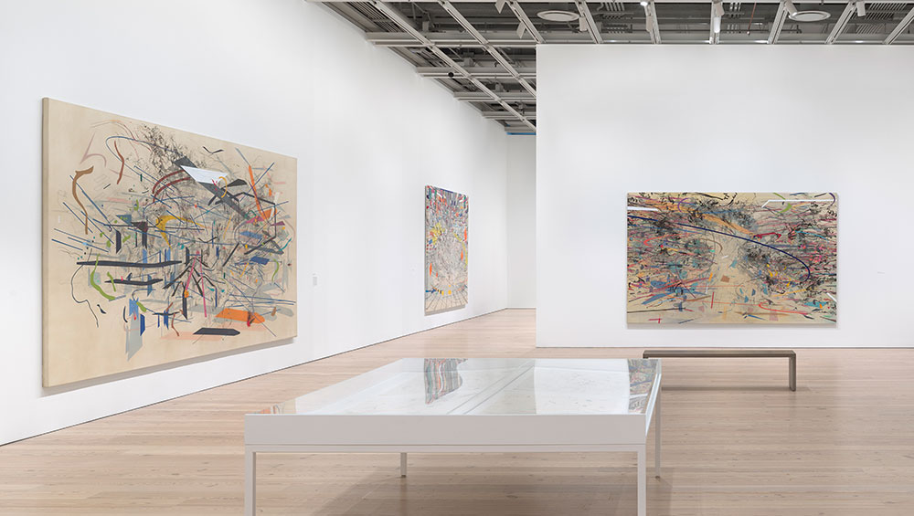 Mehretu's vision is both epic and intimate and this survey of 25 years of her craft is a measure of her dazzling success