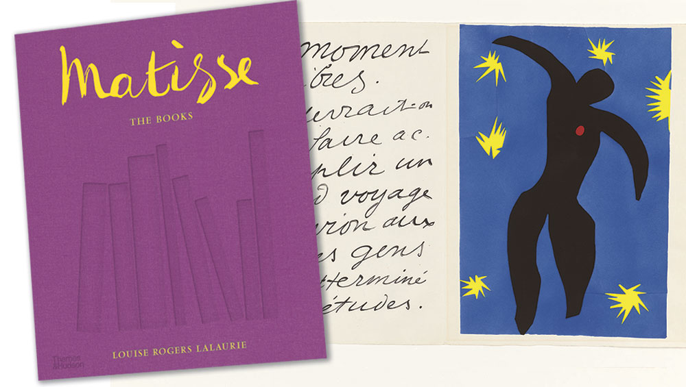 This sumptuous publication brings together Matisse's eight livres d'artiste with meticulous attention to feel and detail