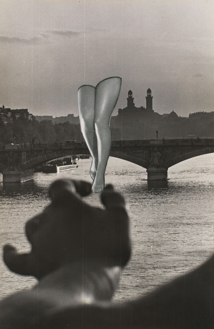 Dora Maar. Untitled, 1935. Photomontage, 23.2 x 15 cm. Photo © Centre Pompidou, MNAM-CCI / P. Migeat / Dist. RMN-GP. © ADAGP, Paris and DACS, London 2019.