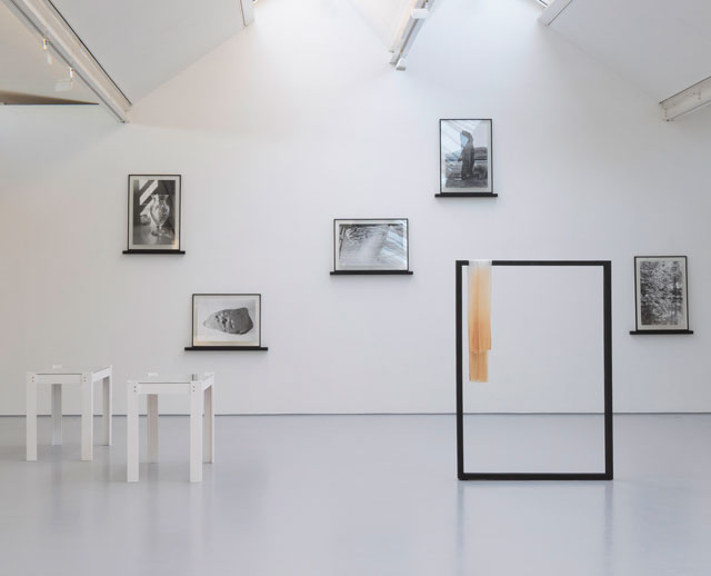 Lorna Macintyre: Pieces of You Are Here, installation view, Dundee Contemporary Arts, 8 December 2018 – 24 February 2019. Photo: Ruth Clark.