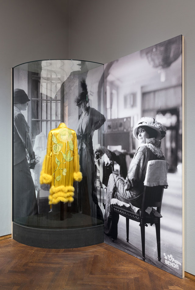Make Me Look Beautiful, Madame D'Ora, exhibition view, Leopold Museum, Vienna. Photo: Lisa Rastl.