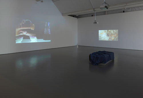 Spring Summer 2015, installation view (5). Photograph: Ruth Clark, courtesy of Dundee Contemporary Arts.