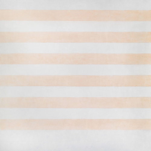 Agnes Martin. Happy Holiday, 1999. Tate / National Galleries of Scotland. © estate of Agnes Martin.