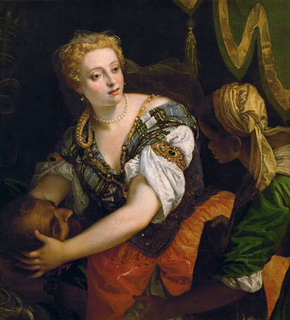 Paolo Caliari, called Veronese. <em>Judith with the Head of Holofernes.</em> c1580. Oil on canvas. Gem