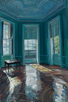 Hector McDonnell: 'My paintings have always been about personal experiences'