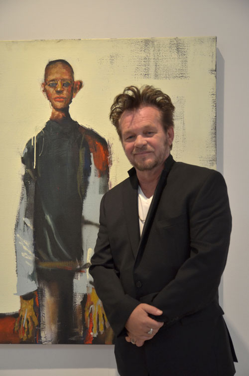 John Mellencamp. Photograph:  Joe Rudinec, Rudinec & Associates.