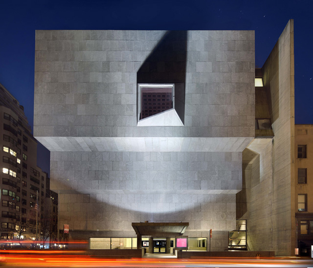 The Met Breuer, New York. Photograph: Ed Lederman.
