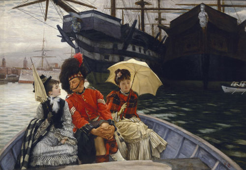 James Tissot.