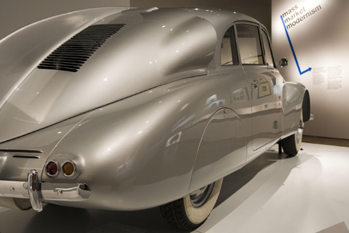 Model of VW-Beetle car, 1949 © Deutsches Museum, München.
