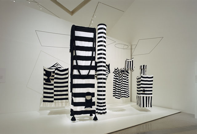 Vera Möller. Coockooland, 2003. Mixed media . National Gallery of Victoria  Melbourne. Photograph: John Gollings.